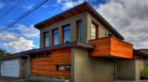 Slutbesktning av hus genomförs av besktningsman av bra kvalitet
